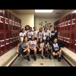 Girls 8th Grade Basketball B beats Manor 21 – 13