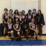 Girls 8th Grade Basketball B beats Cedar Creek 37 – 2
