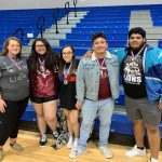 Lion Powerlifting Competes at Lehman Lobo Kickoff