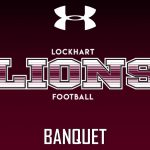 Lockhart High School Football Banquet
