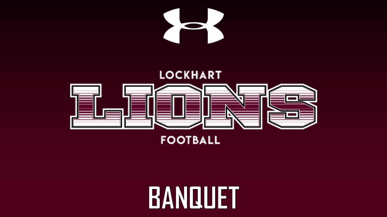 Lockhart High School Football Banquet