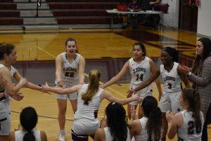 Varsity Girls Basketball vs LBJ 1/17/20