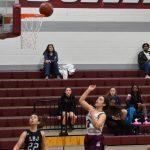 JV Girl Basketball vs LBJ 1/17/20