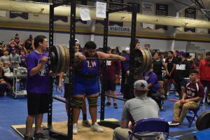 Powerlifting @ Navarro Meet 1/25/20