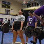 Girls Powerlifting Wraps up Regular Season