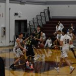 JV Boys Basketball vs Crockett 1/21/20