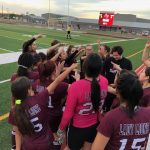 Girls Junior Varsity Soccer beats William B Travis 1 – 0