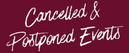 ATHLETIC EQUIPMENT PICK-UP TODAY-CANCELLED