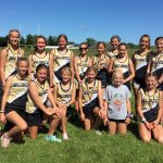 JH girls XC  win Fairfield Invite