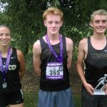 Churubusco High School Cross Country At New Haven Classic Invitational