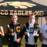 Churubusco High School Boys Cross Country Finishes Third At NECC Championships