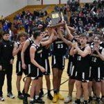Sectional Champs, Boys Basketball, 2020