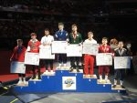 Wrestler, Dominic Heath, finishes 8th at State