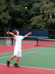 Boys Tennis defeats Prairie Heights