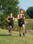 Boys Junior High Cross Country finishes 2nd place at Lakeland, Hamilton Meet