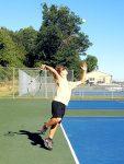Boys Tennis defeats Northrop