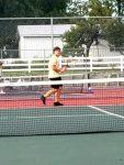 Boys tennis vs Angola 9/17