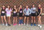 Girls JH XC place 2nd at New Have Classic
