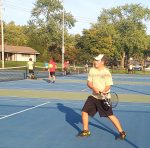 Boys tennis NECC