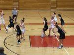 HS NECC basketball at Prairie Heights 1/12