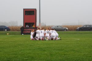 Girls Soccer vs Maconaquah (sectional)
