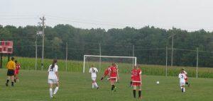 Girls Soccer 8-31-13