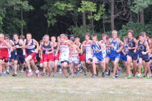 2013 Northfield CC Invite – Boys Varsity Race