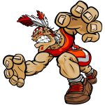 Warrior Wrestlers finished the TRC Tournament advancing in the final consolation round to 8th place.