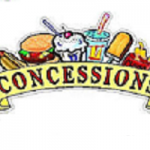 Concession Stand Workers and Supervisors