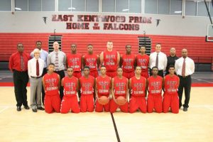 Boys Varsity Basketball 2012-13