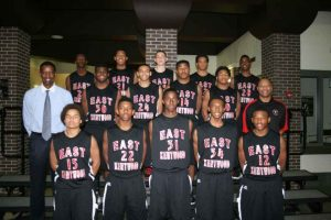 Boys JV Basketball 2012-13