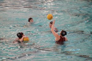 EK Girl's WaterPolo 2013