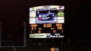 Abilene High vs Cooper