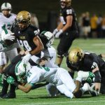 Abilene High School Varsity Football falls to Carroll Senior High School 17-42