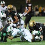 Abilene High School Varsity Football falls to Carroll Senior High School 17-42