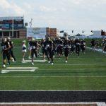 Abilene High School Varsity Football beat SA Warren High School 35-9