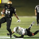 Abilene High School Varsity Football beat San Angelo Central High School 31-24
