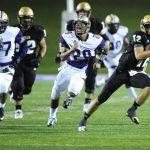 Abilene High School Varsity Football beat Midland High School 49-14