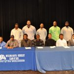 Signing Day for Senior Football Players