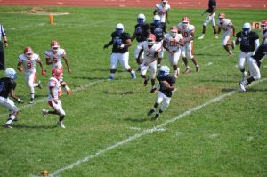 MSB Homecoming Football vs Normandy