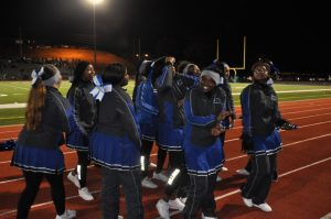 MSB Cheerleaders (Football)