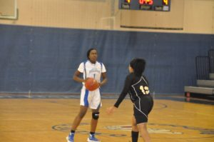 MSB JV Girls Basketball vs U City