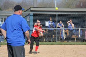PT Varsity Softball 2014