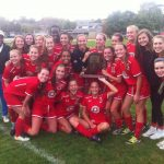 Park Tudor Girls Soccer Sectional Champions