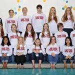 Park Tudor Swim Team 2014-15