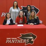 Reily Byxbee signs to play volleyball at Chestnut Hill College