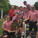 Park Tudor Boys Golf Sectional Champions 2016