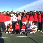 Park Tudor School Boys Varsity Tennis beat Memorial High School 4-1