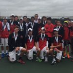 Park Tudor School Boys Varsity Tennis falls to North Central High School (Indianapolis)  3-2