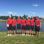 Park Tudor Boys Golf Team 2nd at Regional